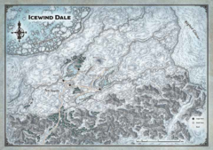 Dungeons & Dragons 5E - Icewind Dale Map Pack