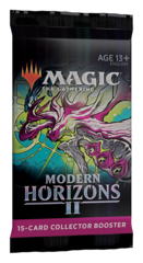 Modern Horizons 2 Collector Booster Pack (No Pay in Store, or Store Credit)