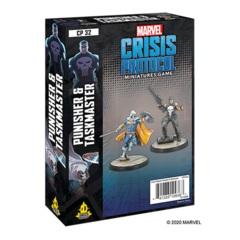 Marvel: Crisis Protocol - Punisher & Taskmaster