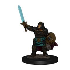 D&D Icons of the Realms - Premium Mini - Dwarf Female Paladin
