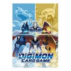 Carddass Sleeves - Digimon - Omega Evolution 60 ct
