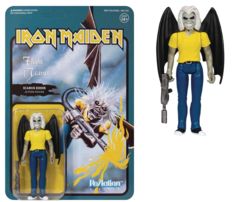 ReAction Figures - Iron Maiden Flight of Icarus - Icarus Eddie