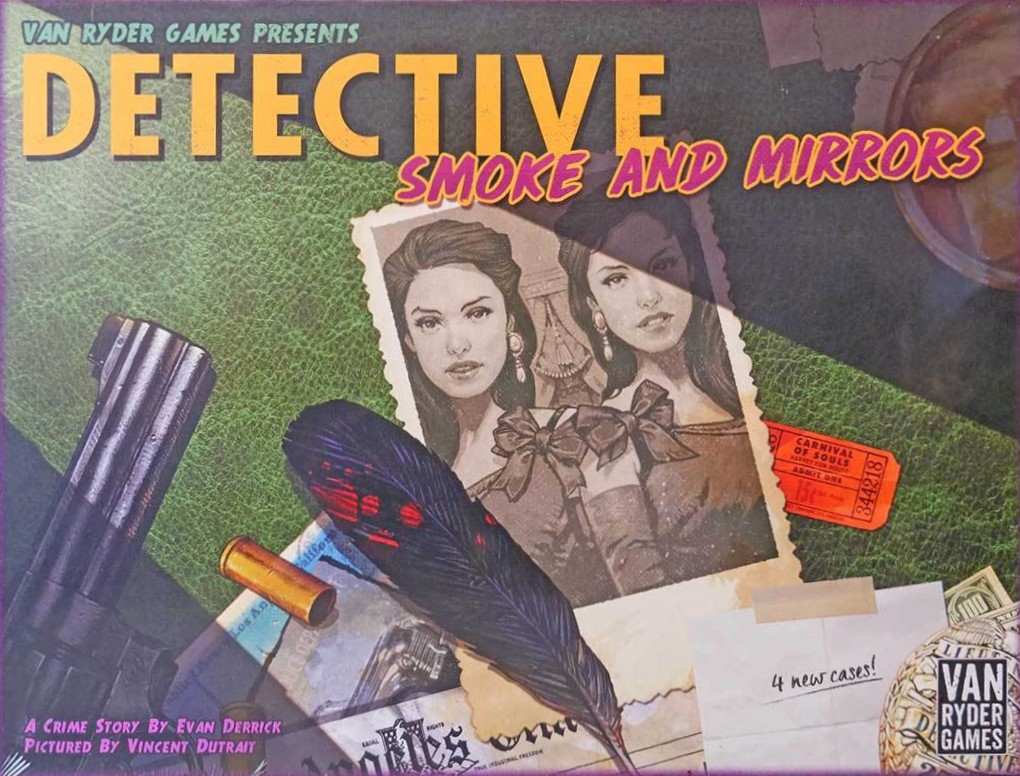 Detective: City Of Angels - Smoke And Mirrors
