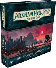 Arkham Horror LCG - The Innsmouth Conspiracy Expansion