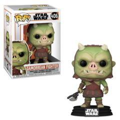 Pop! Star Wars Mandalorian - Gamorrean Fighter (Funko #406)