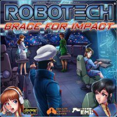 Robotech Brace for Impact