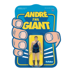 ReAction Figures - Andre The Giant - Andre in Sling