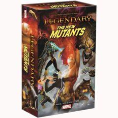 Legendary: A Marvel DBG - New Mutants Expansion
