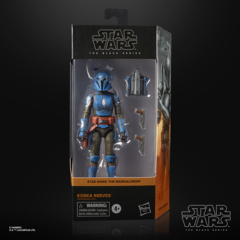 Star Wars - The Black Series - The Mandalorian - Koska Reeves Action Figure