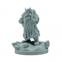 D&D Collector's Series - Icewind Dale Rime of the Frostmaiden - Xardorok Sunblight
