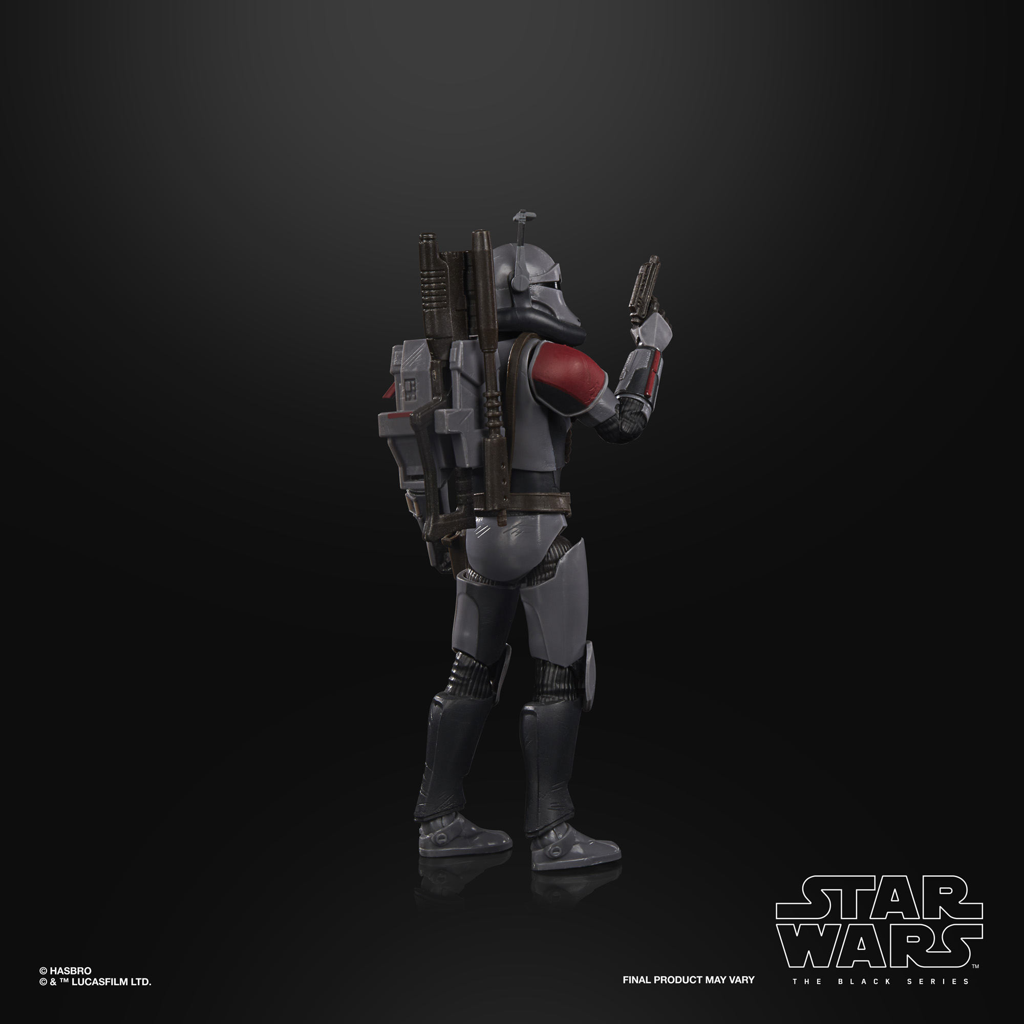 Star Wars - The Black Series - The Clone Wars - Crosshair Action Figure
