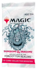 Adventures in the Forgotten Realms Collector Booster Pack (No store credit or pay in store)