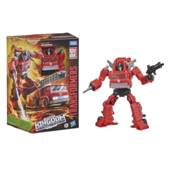 Transformers Generations War for Cybertron: Kingdom - Voyager Inferno