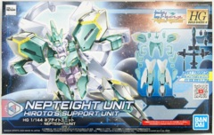 Gundam HG Build Divers R - Nepteight Unit 1/144