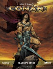 Conan RPG - Player's Guide