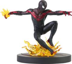 Marvel Gallery - PS5 Miles morales PVC Statue