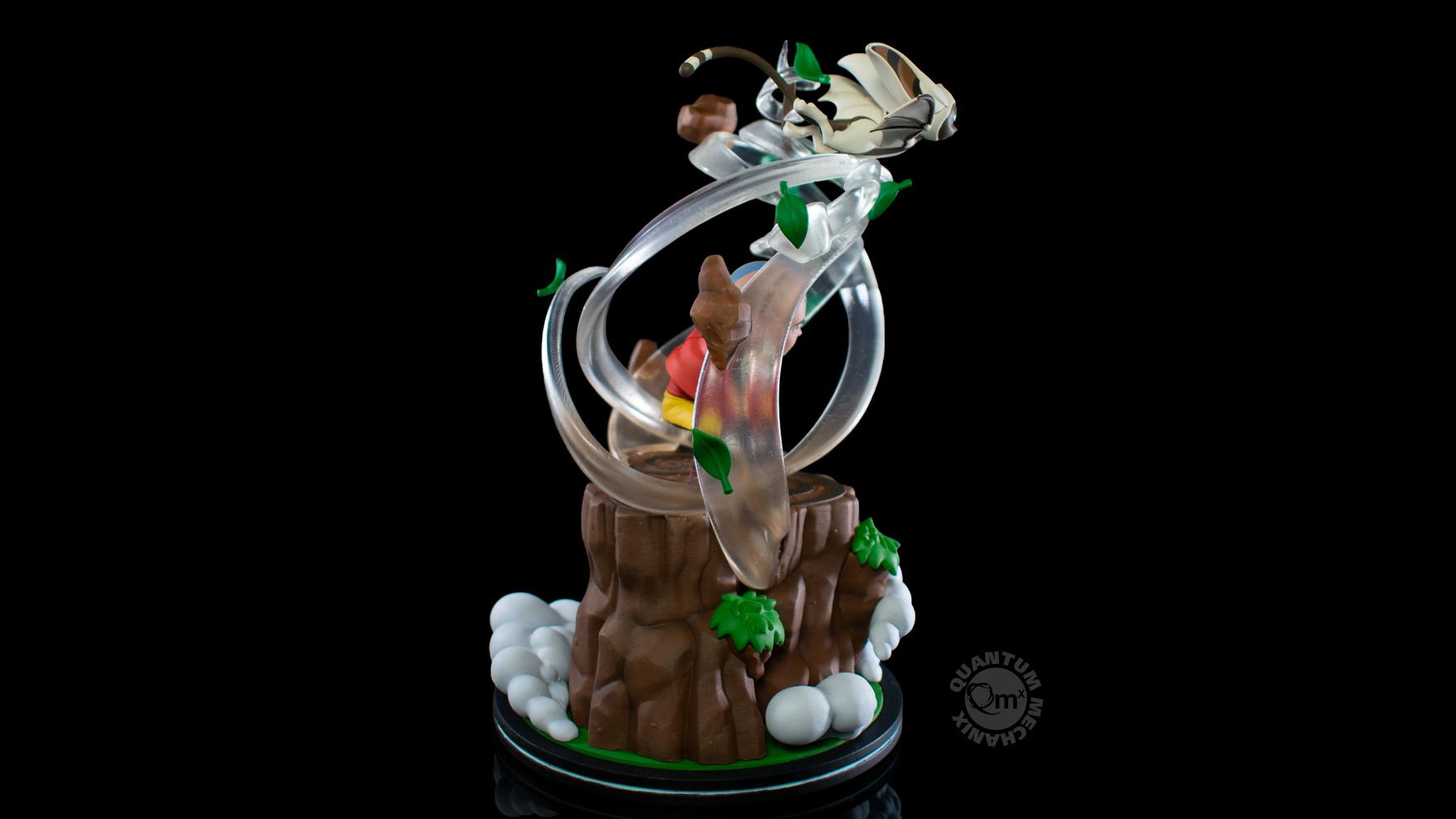Avatar The Last Airbender - Aang Max Elite Diorama Figure