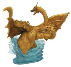 Godzilla - 1991 King Ghidorah Deluxe PVC Statue