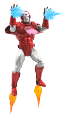 Marvel Select - Marvel Now Silver Centurion Iron Man Action Figure