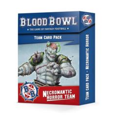 Blood Bowl - Team Cards - Necromantic Horror