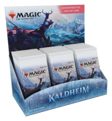 Kaldheim Set Booster Pack Display (30 Packs) (No Store Credit, No Pay in Store)