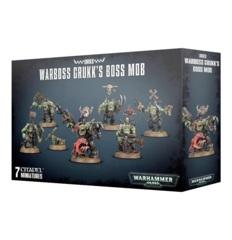 Orks - Warboss Grukk's Boss-Mob