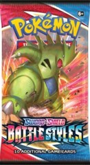 Sword & Shield 05: Battle Styles - Booster Pack (In-store Pickup ONLY)