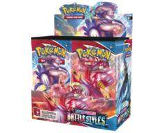 Sword & Shield 05: Battle Styles - Booster Box (In-store Pickup ONLY)