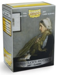 Dragon Shield Art Standard Sleeves - Whistler's Mother (100ct)