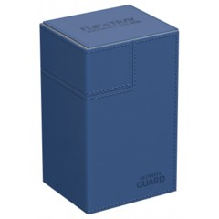 Ultimate Guard Flip'n'Tray 80+ Deck Case - Blue