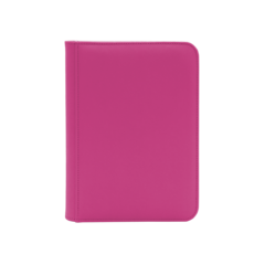 Dex Protection 4 Pocket Zipper Binder - Pink