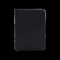 Dex Protection 4 Pocket Zipper Binder - Black