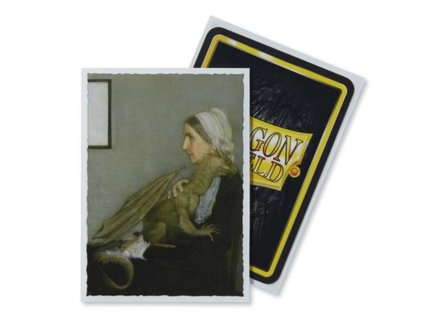 Dragon Shield Art Standard Sleeves - Whistlers Mother (100ct)