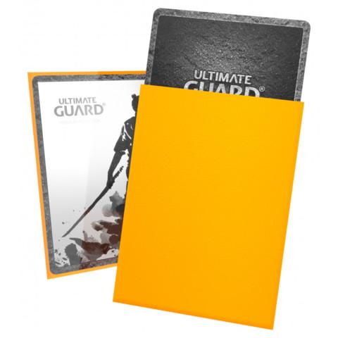 Ultimate Guard Katana Standard Sleeves - Yellow (100ct)