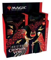 Innistrad: Crimson Vow - Collector Booster Box