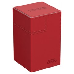 Ultimate Guard Flip'n'Tray 100+ Deck Case - Red