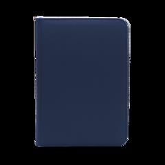 Dex Protection 9 Pocket Zipper Binder - Dark Blue