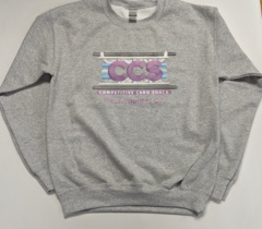 CCS Sweatshirt - Grey (XL)