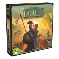 7 Wonders Duel (In-Store Pickup ONLY)