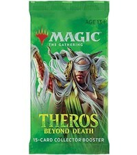 Theros Beyond Death - Collector Booster Pack