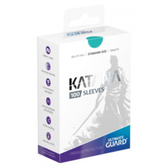 Ultimate Guard Katana Standard Sleeves - Turqoise (100ct)