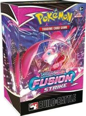 Sword & Shield 08: Fusion Strike - Build & Battle Box (In-Store Pickup ONLY)