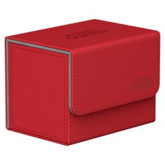 Ultimate Guard Sidewinder 80+ Deck Case - Red