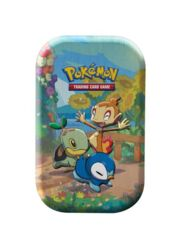 2021 Celebrations Collection - Mini Tins: SINNOH (In-Store Pickup ONLY)