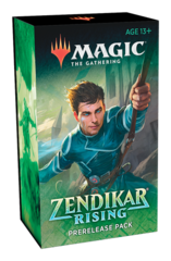Zendikar Rising - Pre-Release Kit (In-State Shipping or In-Store Pick-up ONLY)