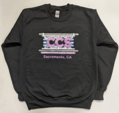 CCS Sweatshirt - Black (XXL)