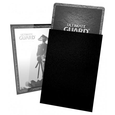 Ultimate Guard Katana Small Sleeves - Black (60ct)