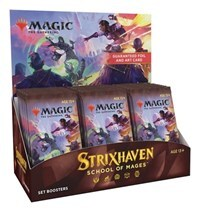 Strixhaven - Set Booster Box