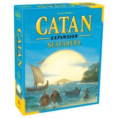 Catan Exp: Seafarers (In-Store Pickup ONLY)