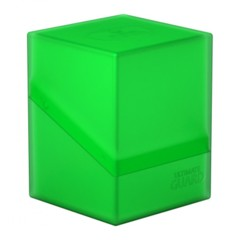 Ultimate Guard Boulder 100+ Deck Case - Emerald